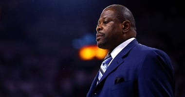 Knicks legend Patrick Ewing announced he's been diagnosed with COVID-19