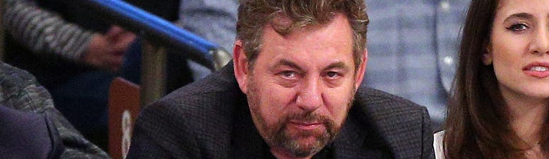 Knicks owner James Dolan