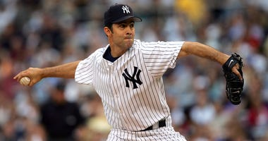 Mike Mussina in 2006