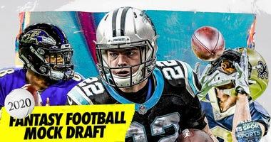 2020 Fantasy Football Mock Draft: When Should You Draft Daniel Jones?