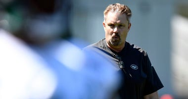 Jets defensive coordinator Gregg Williams