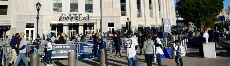 Yankee Stadium Parking Lot to Become Drive-In Theater This Summer: Report