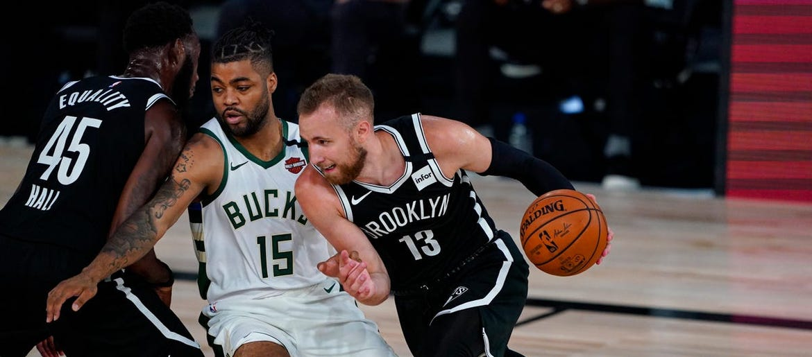 Nets Over Bucks, Celtics over Cavaliers and the 5 Biggest NBA Upsets Since 2000
