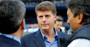 Yankees owner Hal Steinbrenner