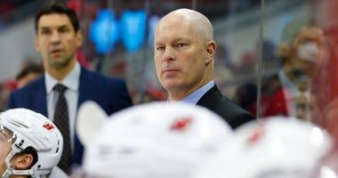 Devils coach John Hynes