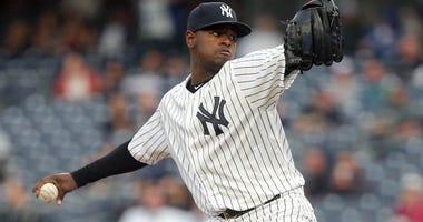 Yankees right-hander Luis Severino