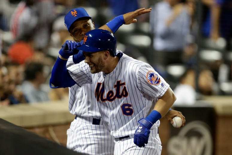 Robinson Cano and Jeff McNeil