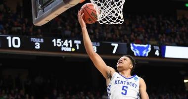Kentucky's Kevin Knox