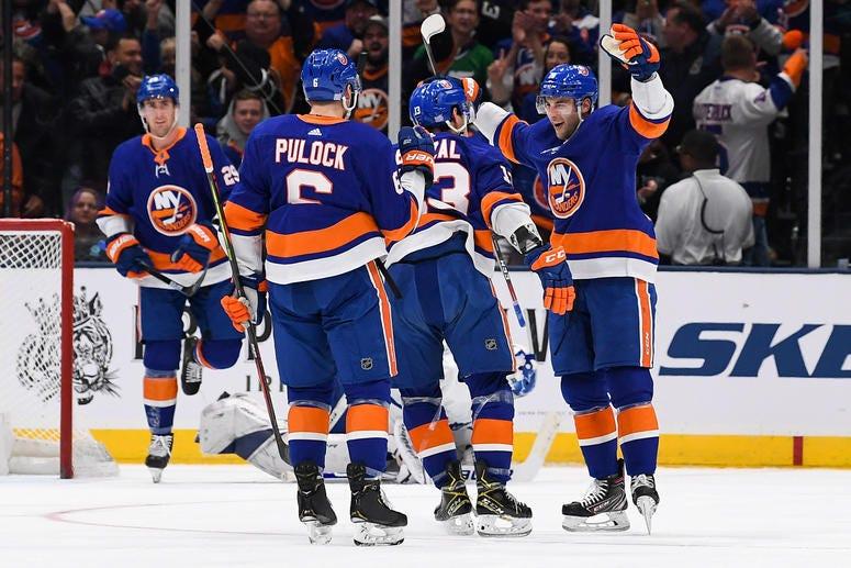 Graziano: Total Team Effort Guiding Islanders To Success
