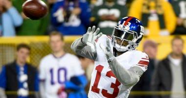 Giants wide receiver Odell Beckham Jr.