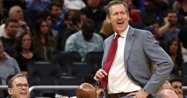 Knicks coach Jeff Hornacek