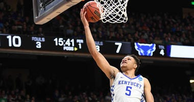 Kentucky's Kevin Knox