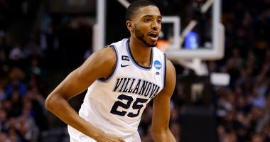 Villanova forward Mikal Bridges