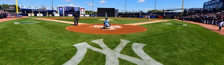 Yankees Release 45 Minor Leaguers, Including Local Connecticut Prospect