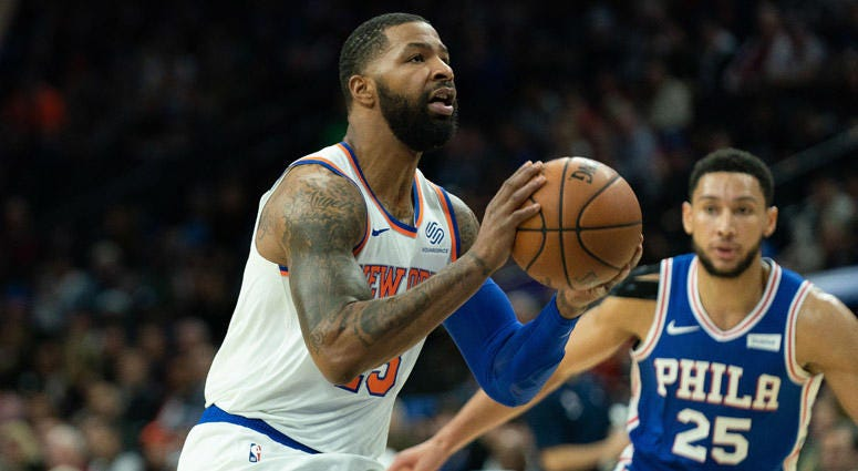 'Boomer And Gio': 'Infuriating' Knicks Let One Slip Away In