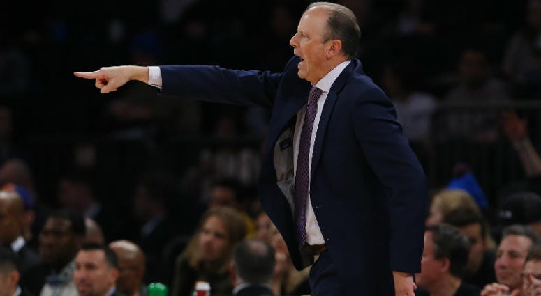 Keidel: Knicks Need Stabililty At Coaching Position To Fix Their