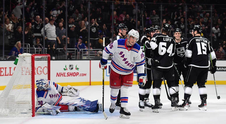 Harntett: Rangers Have Much Work To Do Before Playoffs Are Realistic