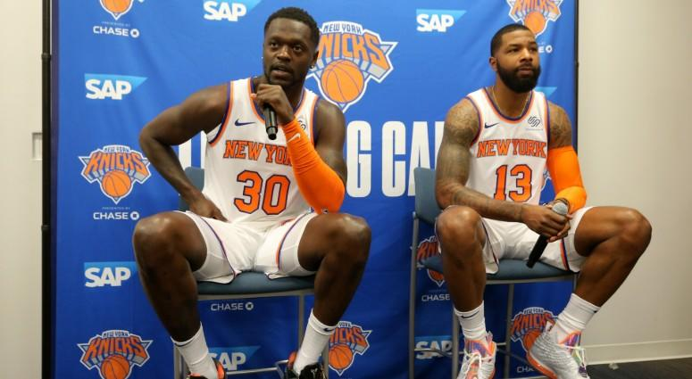Schmeelk: Knicks Are Figuring It Out With Difficult Stretch Ahead