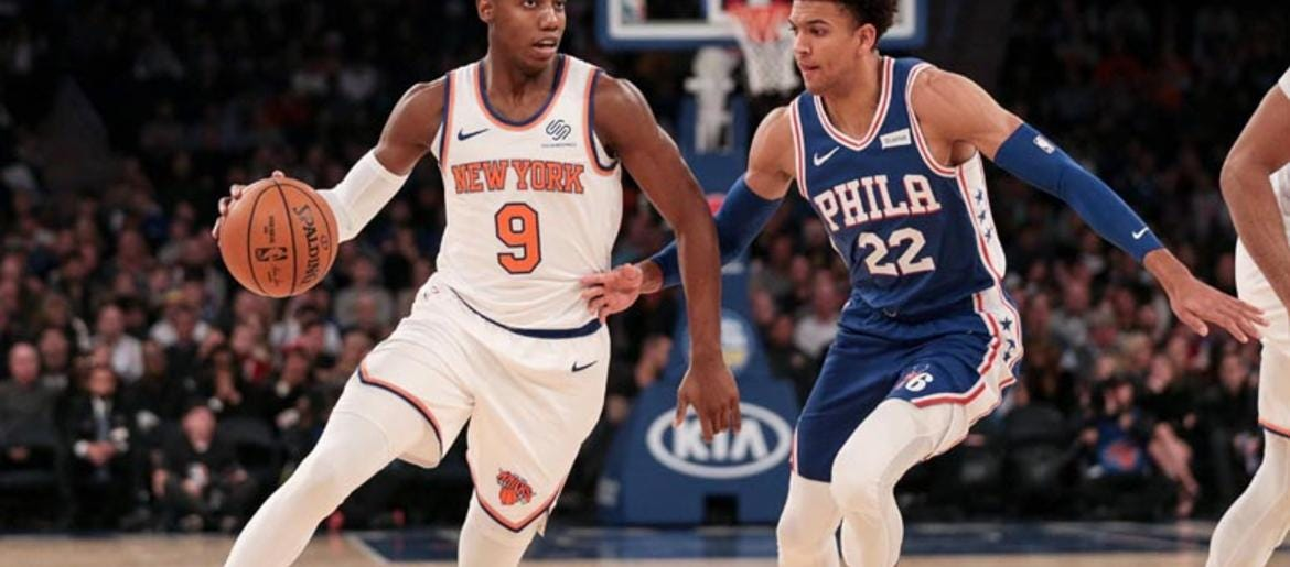 Schmeelk: Knicks' Priorities For Rest Of Season