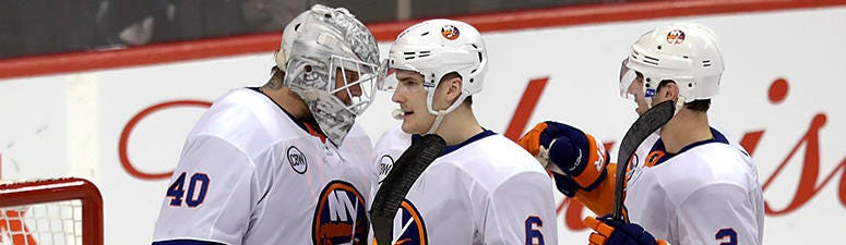 Graziano: 'Never Say Die' Islanders Continue Battling