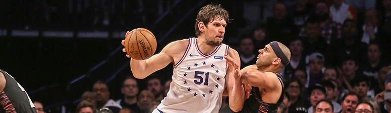 Nets Outclassed By Sixers To Fall Behind 2-1 in Series