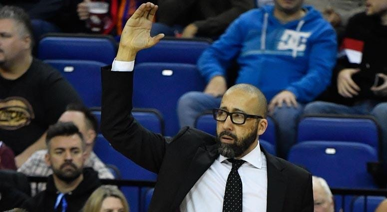 Knicks coach David Fizdale