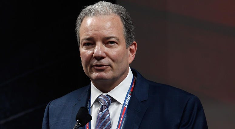 Devils general manager Ray Shero