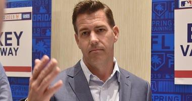 Mets general manager Brodie Van Wagenen