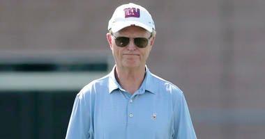 Giants co-owner John Mara