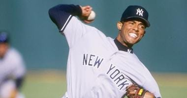 Mariano Rivera in 1997