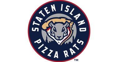 Staten Island Pizza Rats logo
