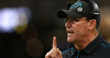 Ron Rivera Former Carolina Panthers Head Coach