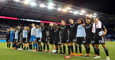 Jaylin Lindsey and Sporting KC
