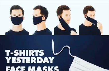 shirt mask