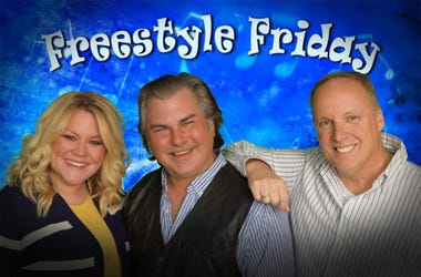 DOC SHOW AUDIO: Freestyle Friday with George