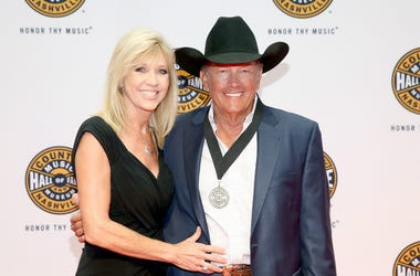 Norma Strait and George Strait