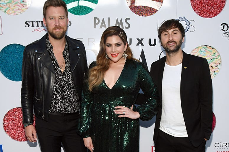 DOC SHOW AUDIO: Dave Haywood from Lady Antebellum Joins Us