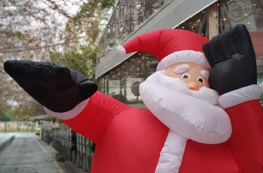 DOC SHOW AUDIO: Was Santa Kicked in the Ding Ding?