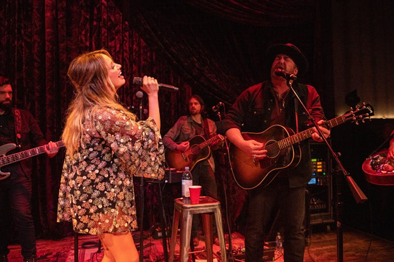 DOC SHOW AUDIO: Carly Pearce and Lee Brice Joined Us