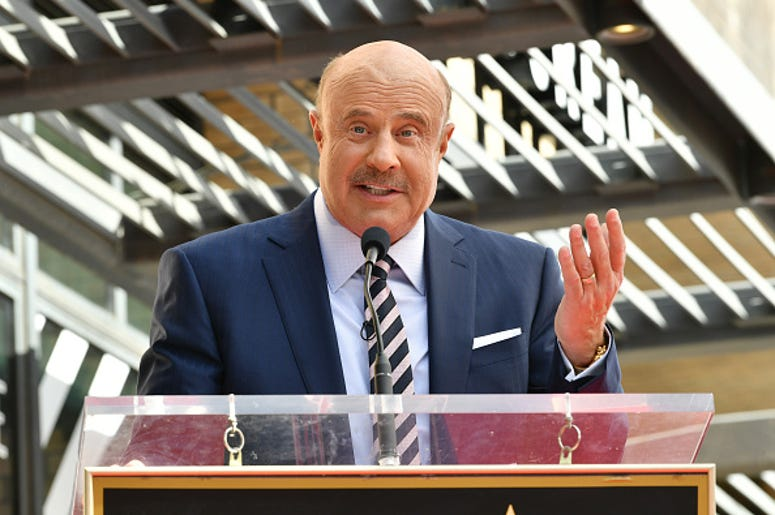 DOC SHOW AUDIO: Jessie and Dr. Phil on the Same Stage?