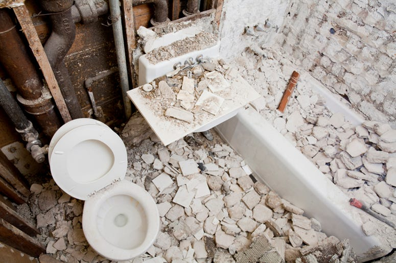 DOC SHOW AUDIO: Only $50K for a New Bathroom