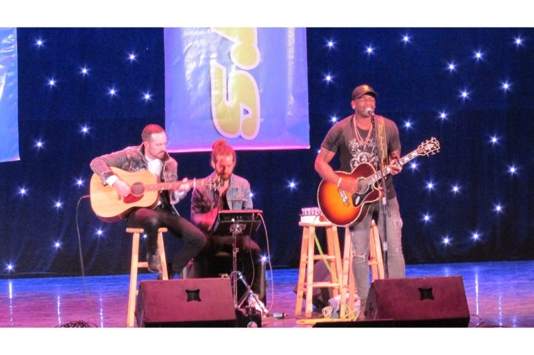 Jimmie Allen And Company