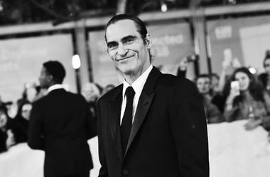 Joaquin Phoenix attends the 2018 Toronto International Film Festival