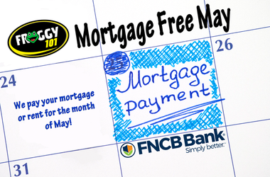 Mortgage Free May