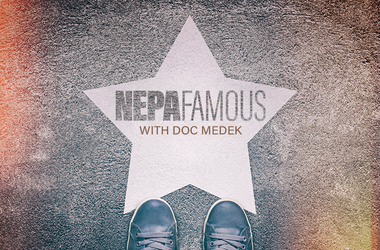 NEPA Famous with Doc: Episode 6 Mike Stevens from WNEP-TV