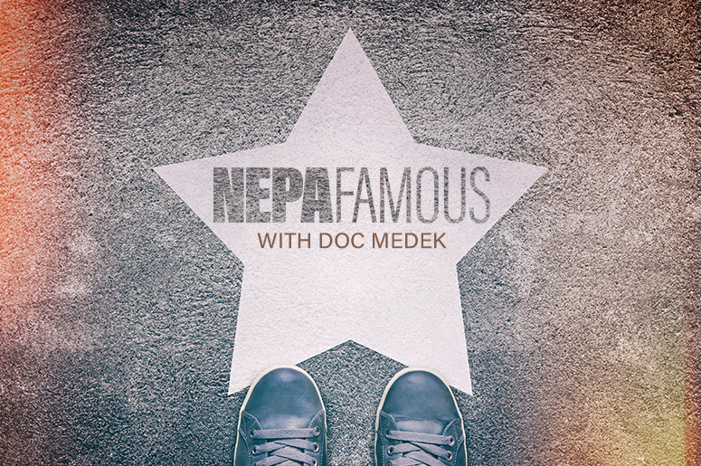 NEPA Famous with Doc: Episode 7 Julie Sidoni from WNEP