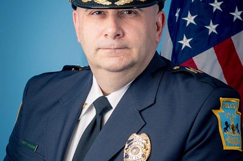DOC SHOW AUDIO: Scranton Police Chief Carl Graziano Joins Us