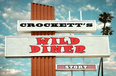 Crockett's Wild Diner Story!