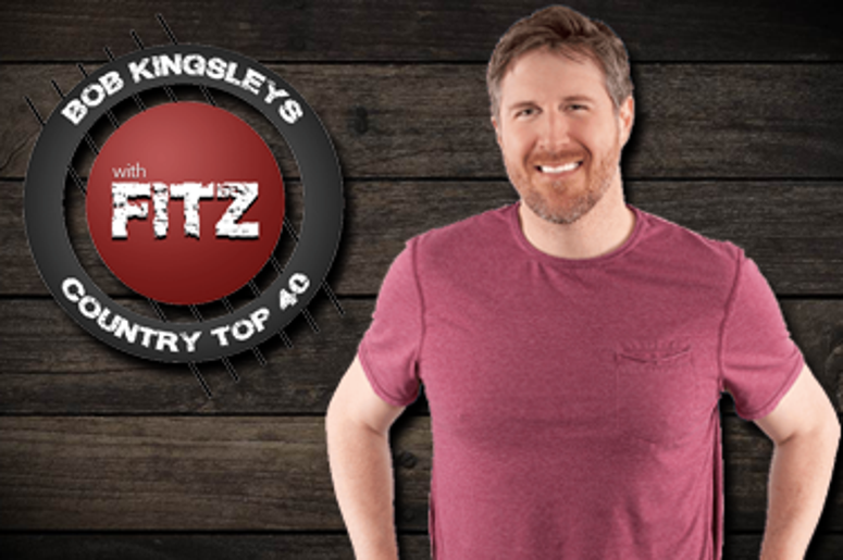 Bob Kingsley's Country Top 40 with Fitz