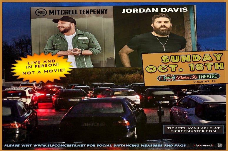 Mitchell Tenpenny / Jordan Davis